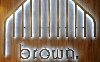 Brown Cafe in BGC