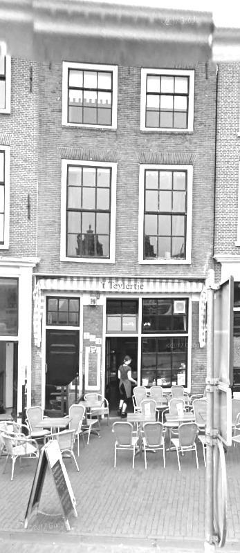 Cafe Teylertje