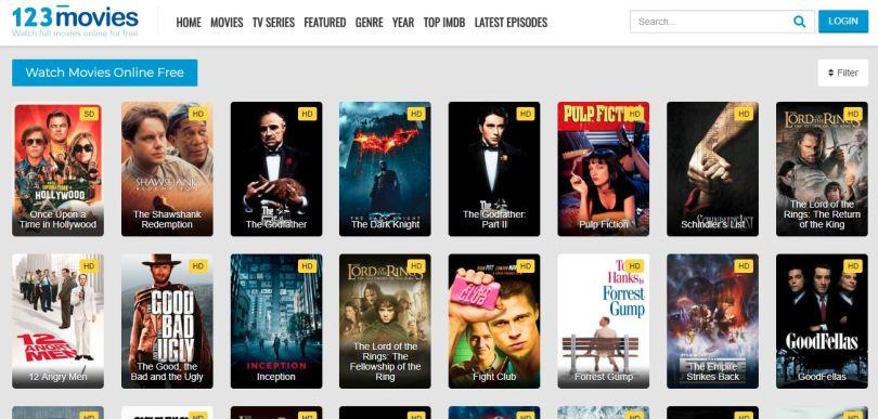 123movies - Watch Movies Online