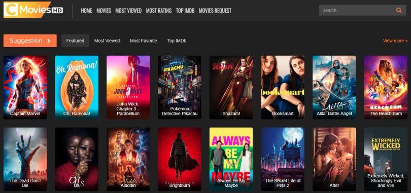 CMovies - Watch Full Movies Online Free | CMoviesHD