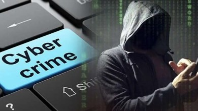 Cyber cell and Bindapur joint team took 5 people into custody
