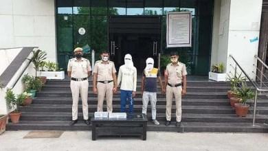Rajasthan man got robbed in delhi