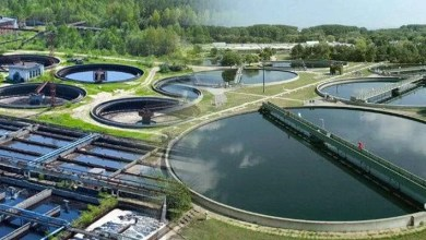 india's largest seevage treatment plant
