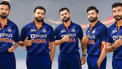 indian cricket team in new jersey
