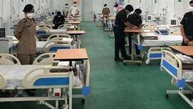 delhi hospital beds image