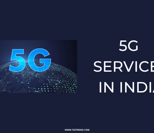 5G Services in India