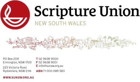 Working with Children Check - Scripture Union NSW