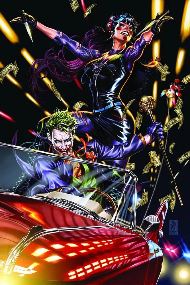 0121DC012 ComicList: DC Comics New Releases for 03/10/2021