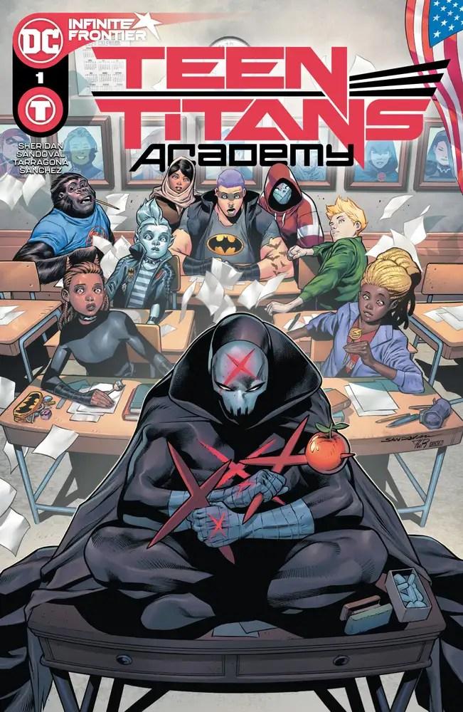 0121DC021 ComicList: DC Comics New Releases for 03/24/2021