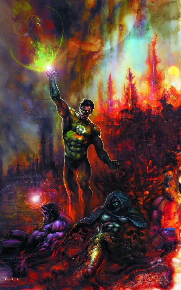 0121DC067 ComicList: DC Comics New Releases for 03/10/2021