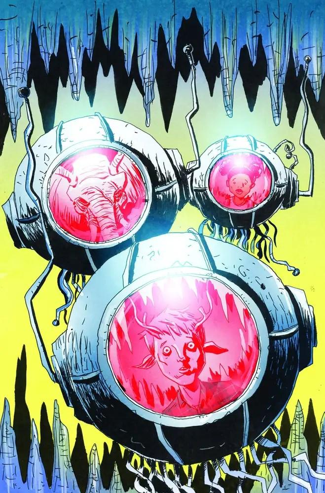 0121DC080 ComicList: DC Comics New Releases for 03/10/2021