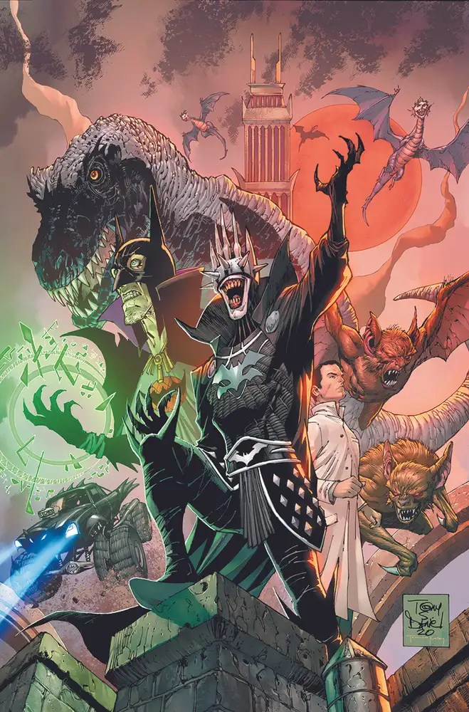 0121DC083 ComicList: DC Comics New Releases for 04/21/2021