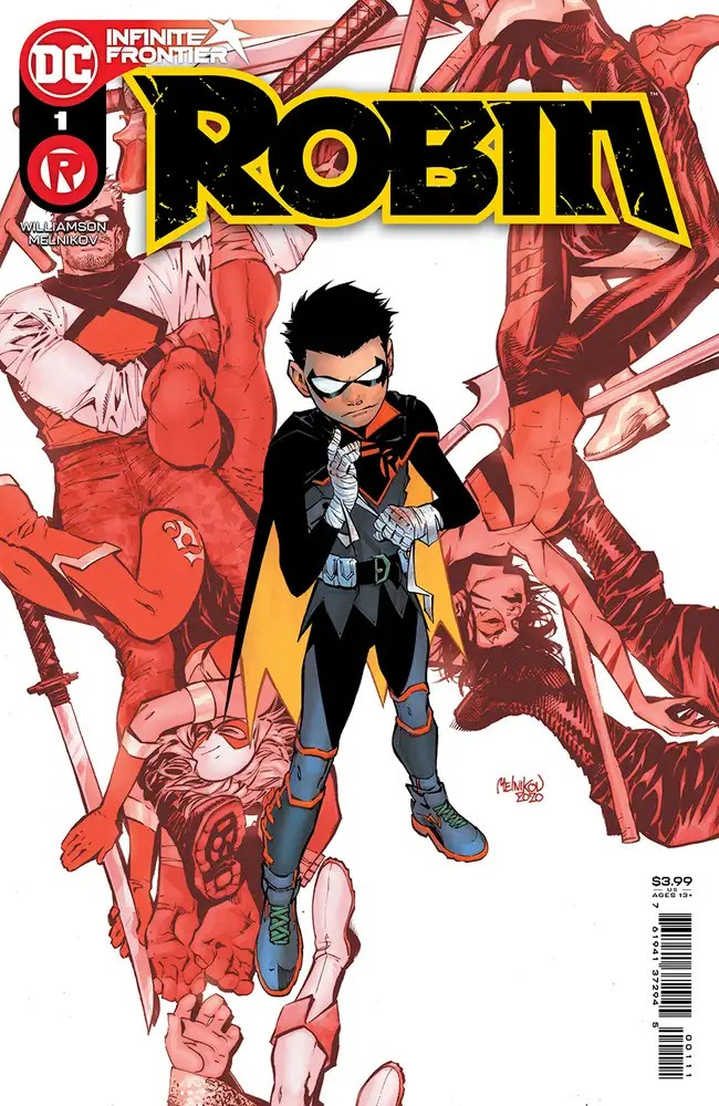 0221DC004 ComicList: DC Comics New Releases for 04/28/2021