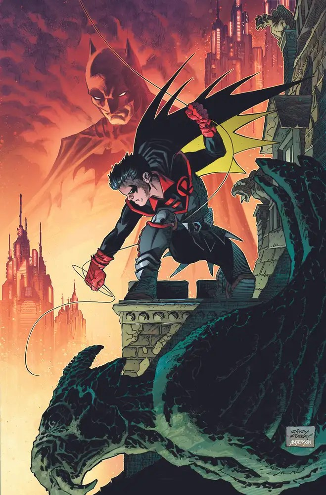 0221DC006 ComicList: DC Comics New Releases for 04/28/2021