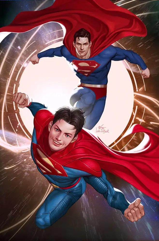 0221DC023 ComicList: DC Comics New Releases for 04/14/2021