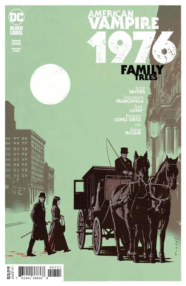 0221DC025 ComicList: DC Comics New Releases for 04/14/2021
