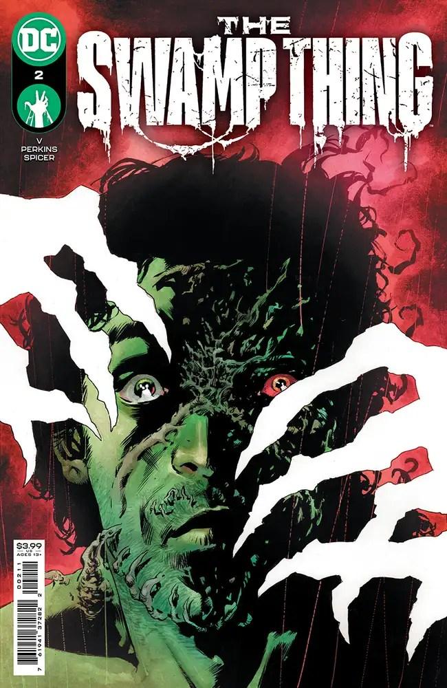 0221DC073 ComicList: DC Comics New Releases for 04/07/2021