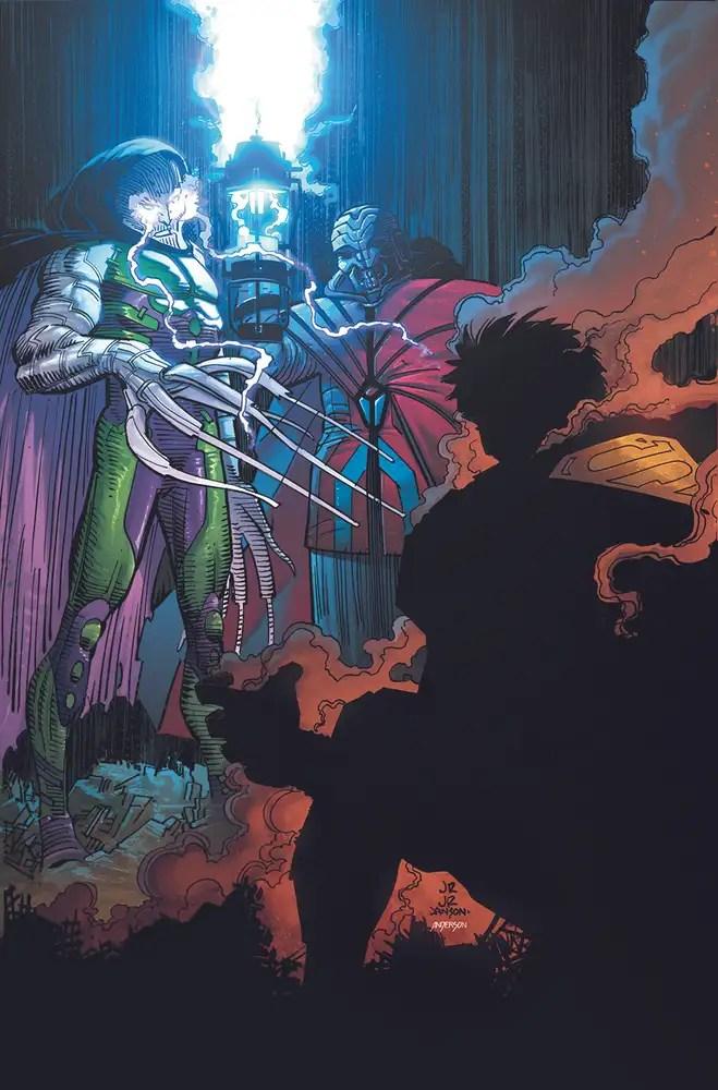 0221DC099 ComicList: DC Comics New Releases for 05/12/2021