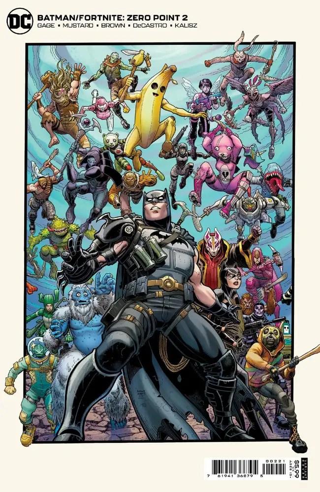 0221DC806 ComicList: DC Comics New Releases for 05/05/2021