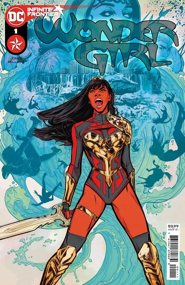 0321DC003 ComicList: DC Comics New Releases for 05/19/2021