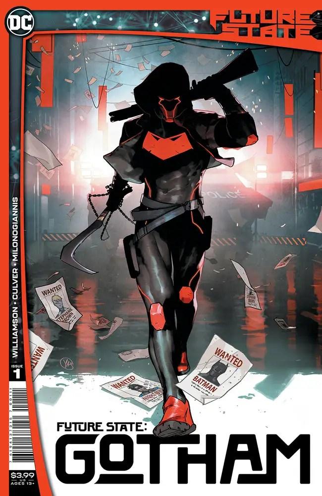 0321DC008 ComicList: DC Comics New Releases for 05/12/2021