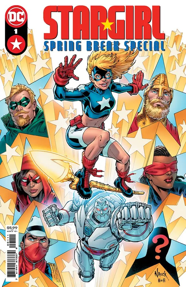 0321DC019 ComicList: DC Comics New Releases for 05/26/2021