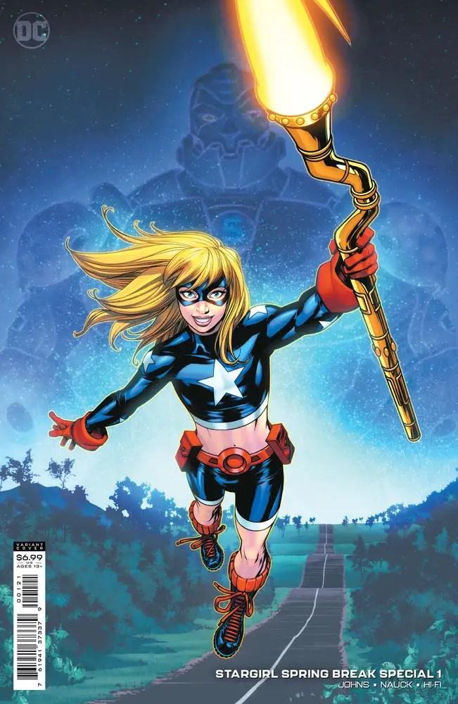 0321DC020 ComicList: DC Comics New Releases for 05/26/2021