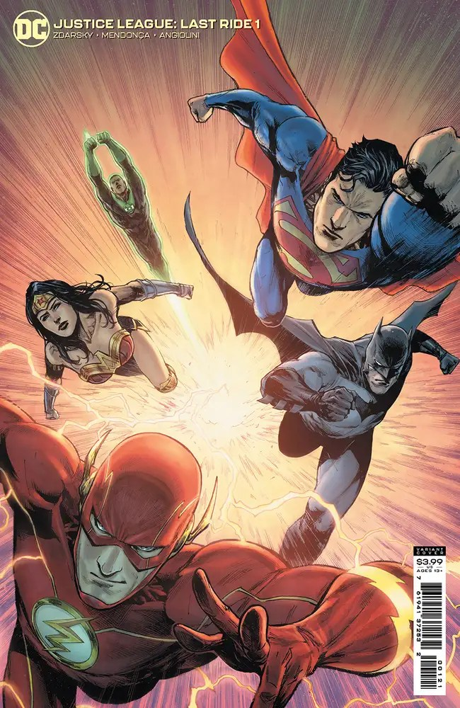 0321DC022 ComicList: DC Comics New Releases for 05/12/2021
