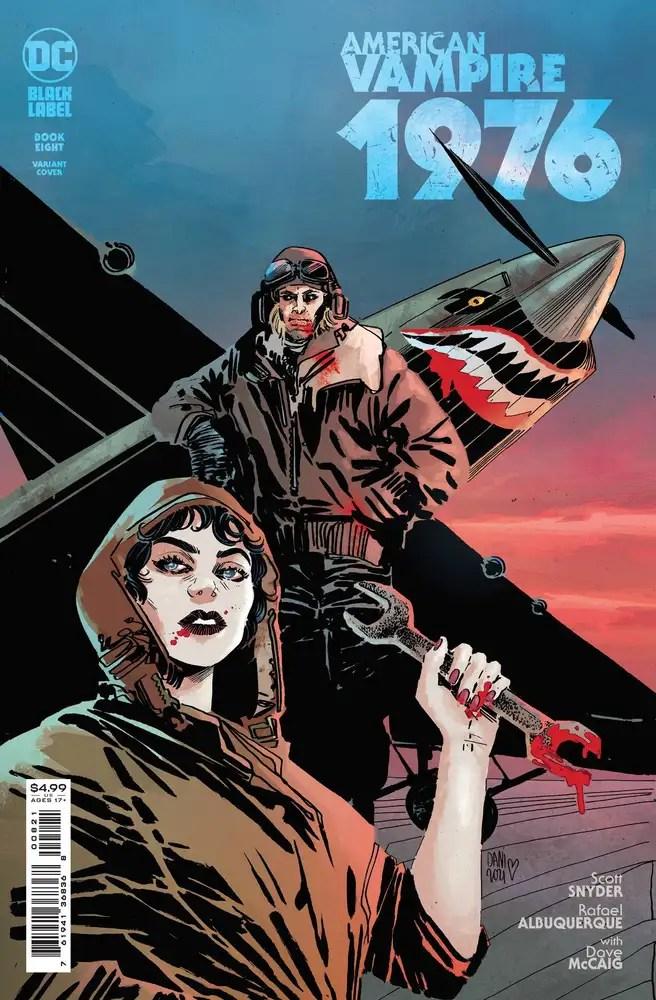 0321DC032 ComicList: DC Comics New Releases for 05/12/2021