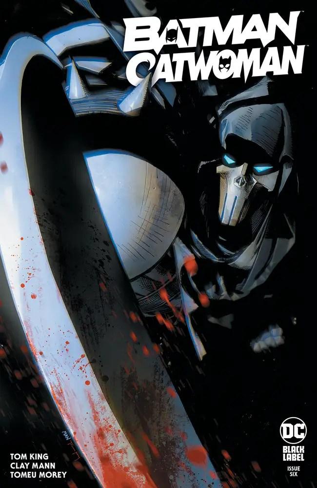 0321DC042 ComicList: DC Comics New Releases for 08/18/2021