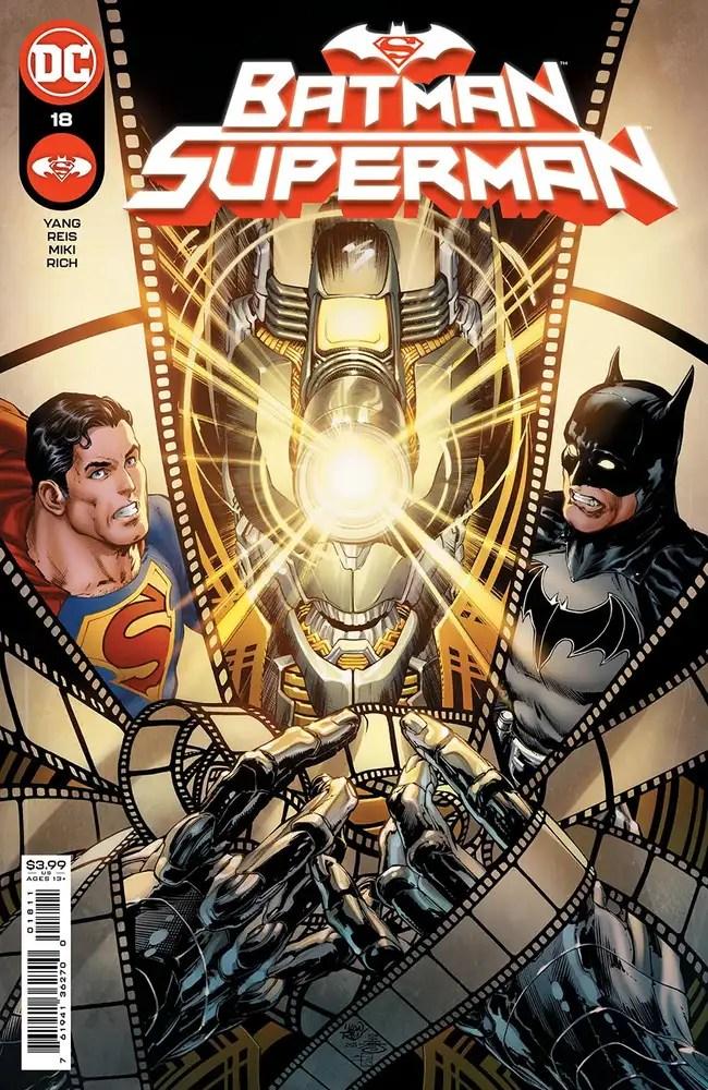 0321DC046 ComicList: DC Comics New Releases for 05/26/2021