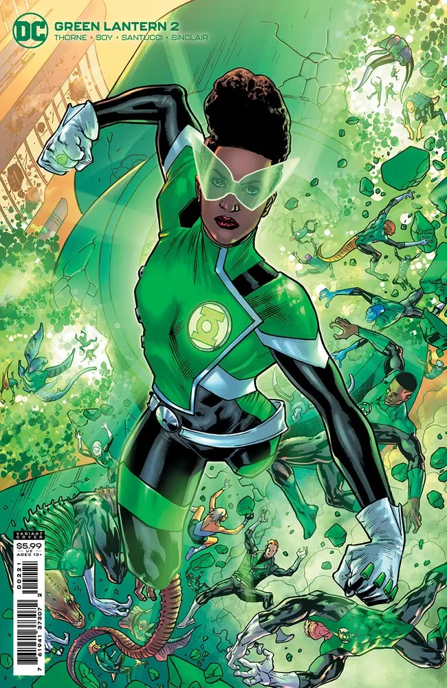0321DC063 ComicList: DC Comics New Releases for 05/05/2021
