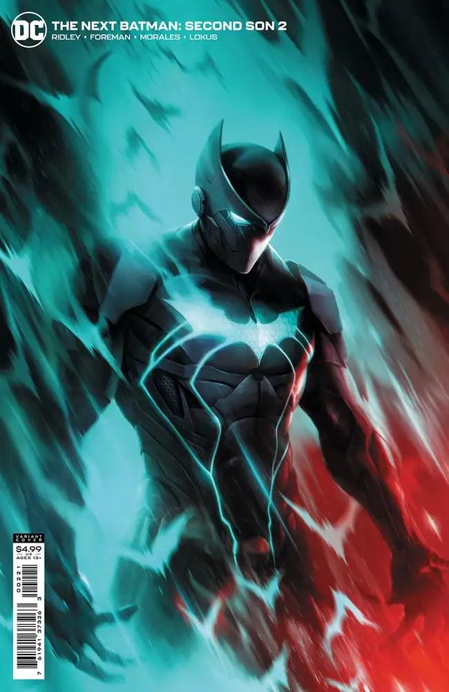 0321DC076 ComicList: DC Comics New Releases for 05/05/2021