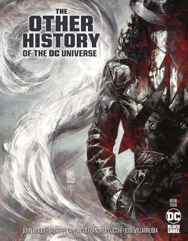 0321DC079 ComicList: DC Comics New Releases for 05/26/2021