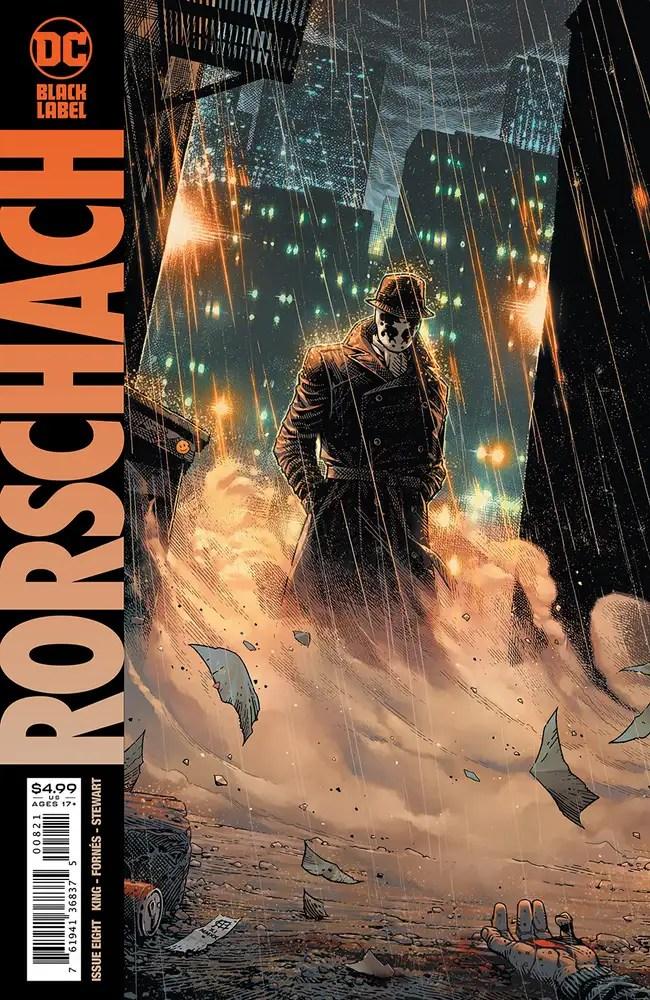 0321DC084 ComicList: DC Comics New Releases for 05/12/2021