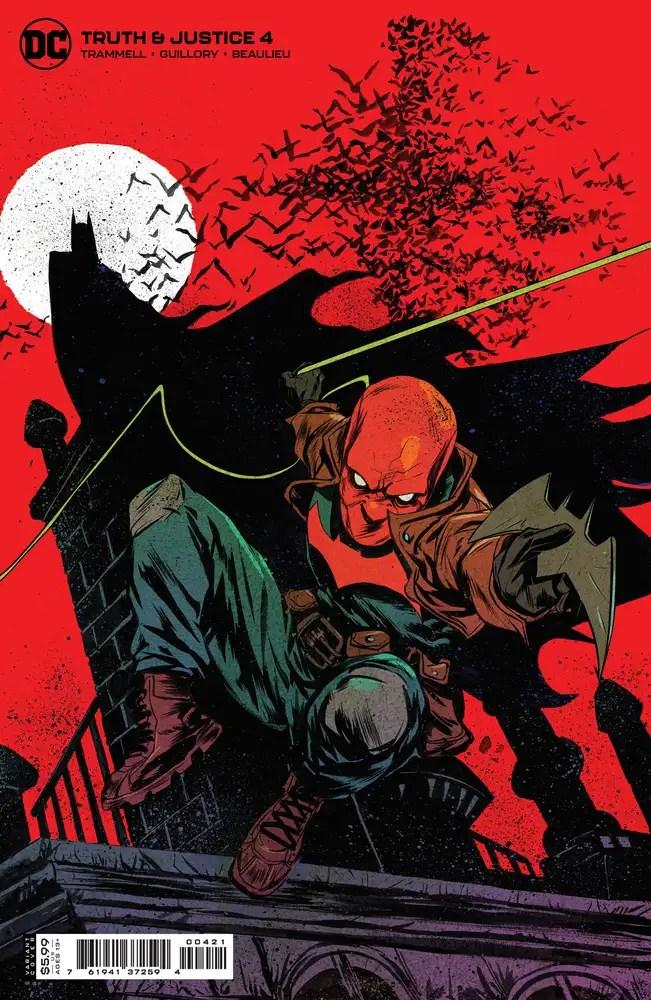0321DC101 ComicList: DC Comics New Releases for 05/19/2021