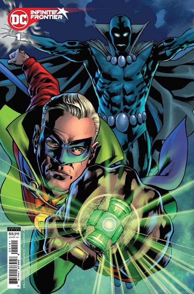 0421DC002 ComicList: DC Comics New Releases for 06/23/2021