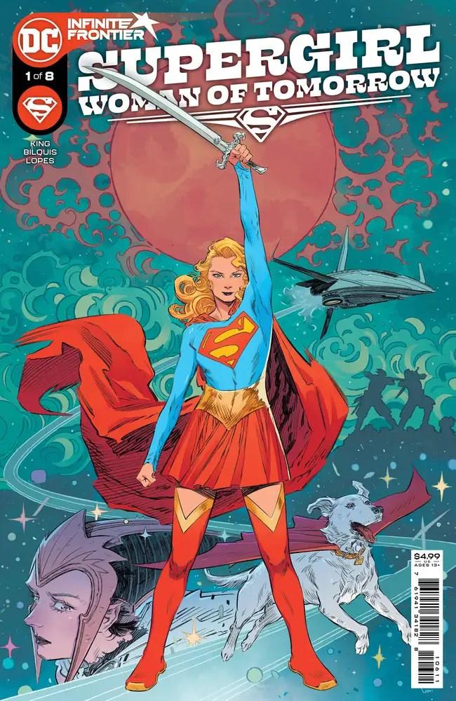 0421DC004 ComicList: DC Comics New Releases for 06/16/2021