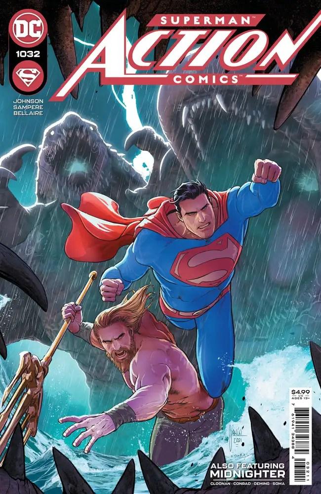 0421DC050 ComicList: DC Comics New Releases for 06/23/2021