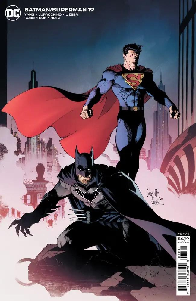 0421DC064 ComicList: DC Comics New Releases for 06/23/2021
