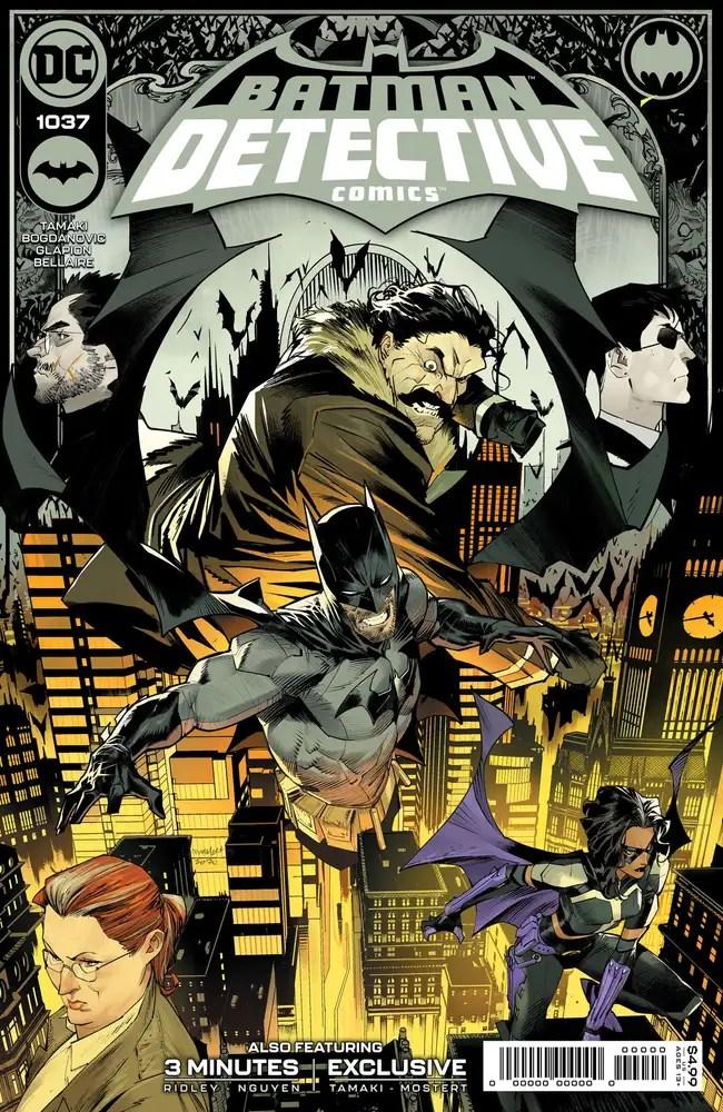 0421DC071 ComicList: DC Comics New Releases for 06/09/2021