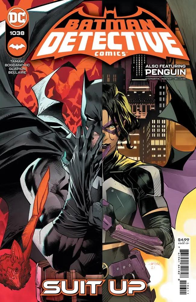 0421DC073 ComicList: DC Comics New Releases for 06/23/2021