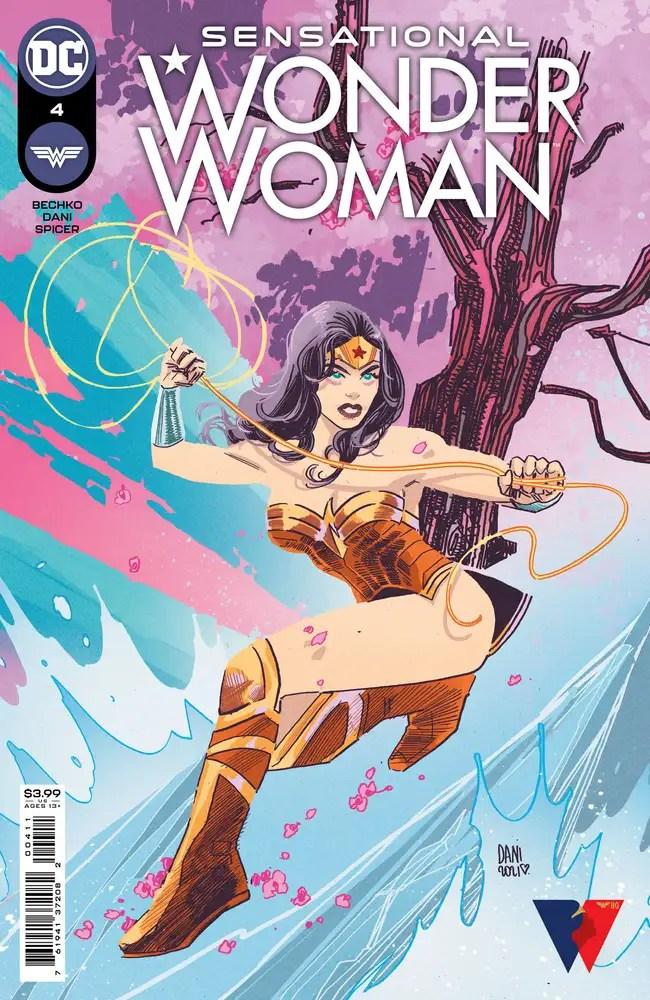 0421DC107 ComicList: DC Comics New Releases for 06/02/2021