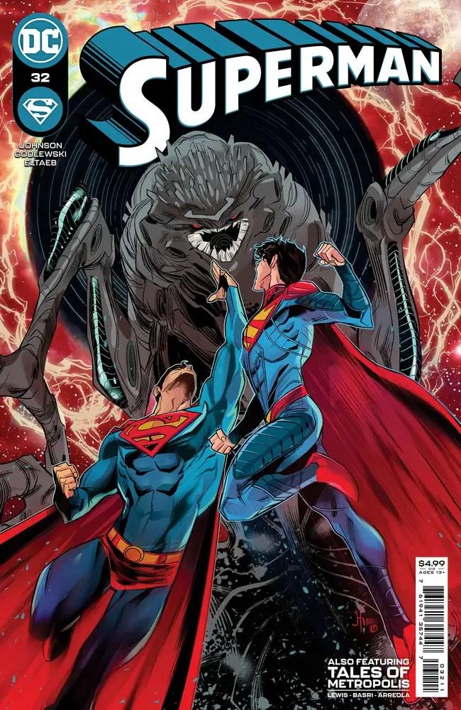 0421DC111 ComicList: DC Comics New Releases for 06/23/2021