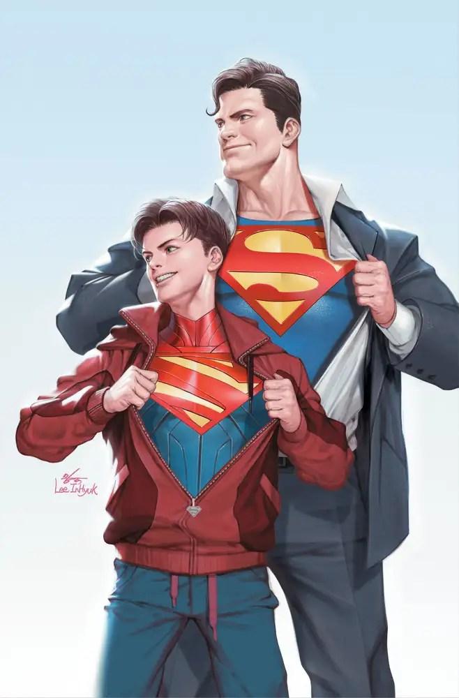 Superman #32 Review   The Aspiring Kryptonian