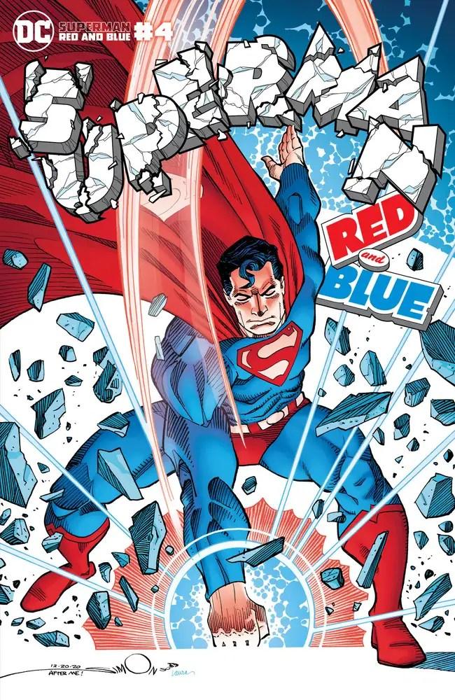 0421DC115 ComicList: DC Comics New Releases for 06/16/2021