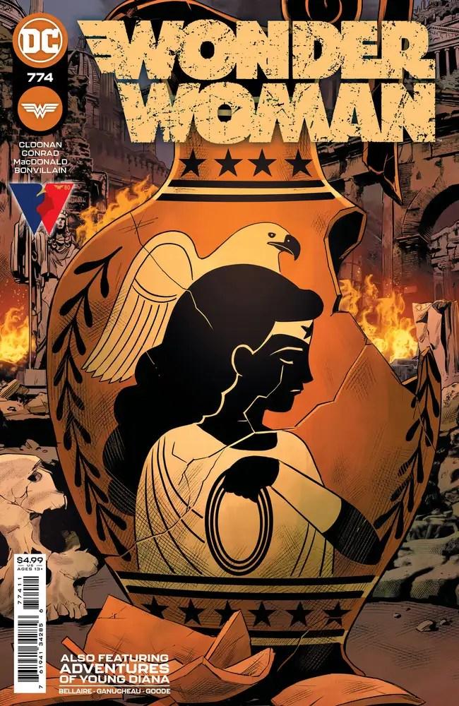 0421DC138 ComicList: DC Comics New Releases for 06/23/2021