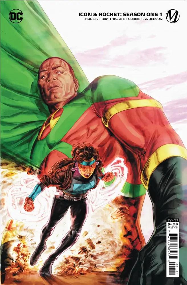 0521DC016 ComicList: DC Comics New Releases for 07/28/2021