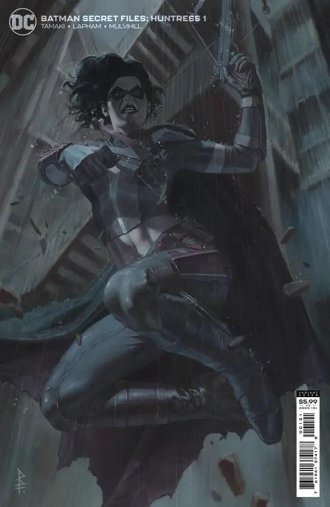 0521DC029 ComicList: DC Comics New Releases for 07/28/2021