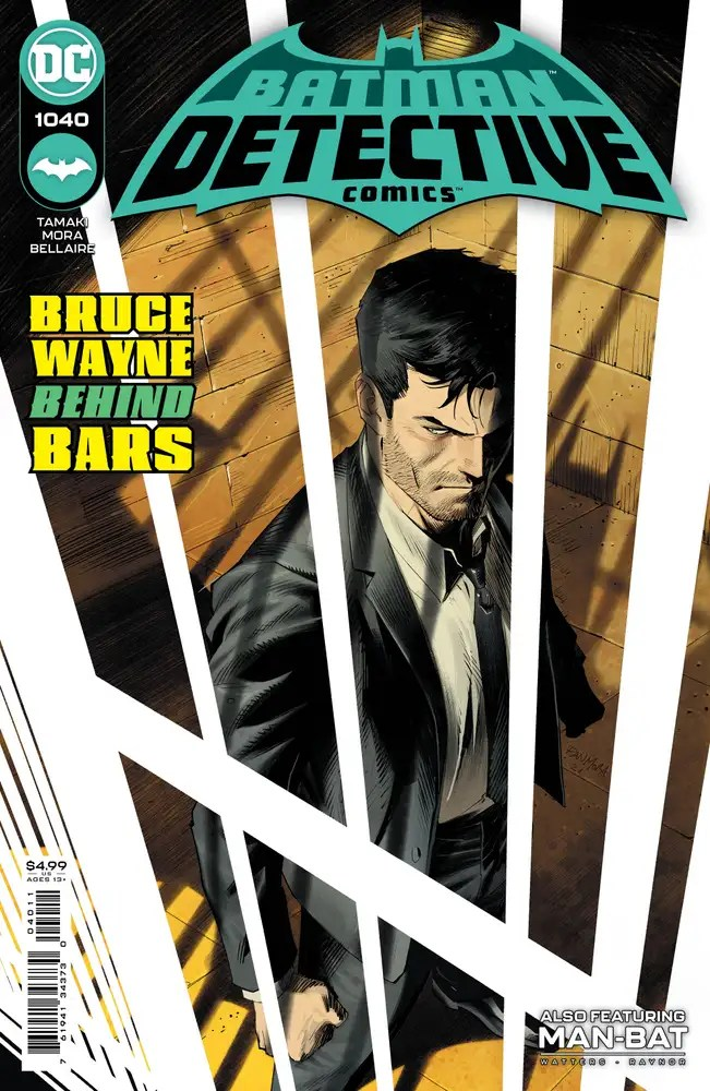0521DC075 ComicList: DC Comics New Releases for 07/28/2021